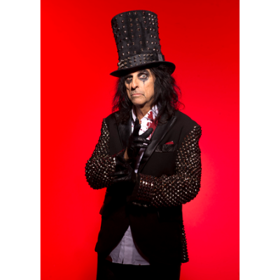 Alice Cooper presented by Live Nation on sale 7/15