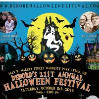 DeBord's 21st annual Halloween Festival