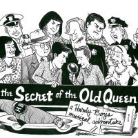 The Secret of the Old Queen: A Hardy Boys Musical Adventure