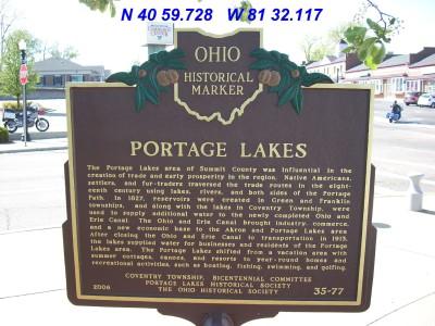 Portage Lakes Historical Society