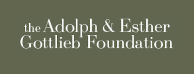 Adolph & Esther Gottlieb Foundation Invites Applications for Individual Support Grants