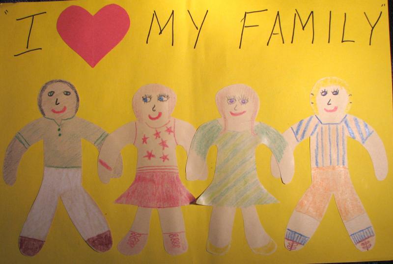 family saturday craft club presented by akron summit county public