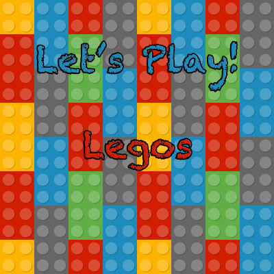 YOUTH THEATRE CLASS: Let's Play! Legos