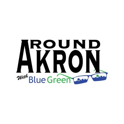 Around Akron with Blue Green