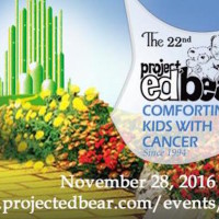 2016 Project Ed Bear Wizard of Oz Gala