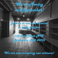 Live Dream Create Shop's Grand Opening (in our NEW location)!