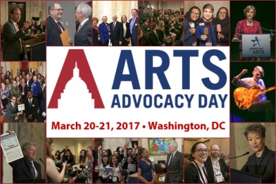 2017 Arts Advocacy Day: The National Arts Action Summit