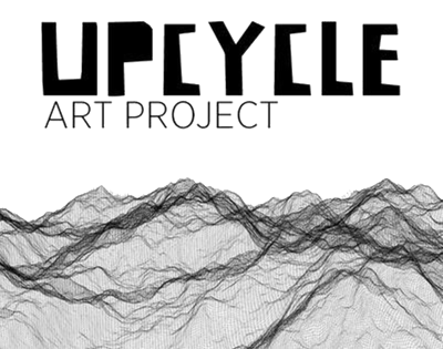 Summit ReWorks Upcycle Art Project