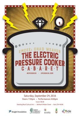 Electric Pressure Cooker 25: Close Quarters