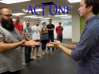 Act One: An Intro To Acting For Adults (Ages 16+)