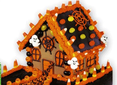 haunted-gingerbread-house