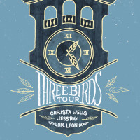 THREE BIRDS TOUR