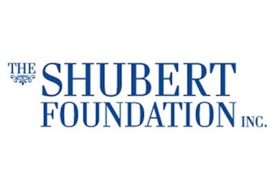 The Shubert Foundation Grants for Theatre & Dance