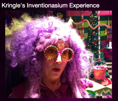 CASTING CALL FOR 2016 SEASON OF KRINGLE'S INVENTIONASIUM