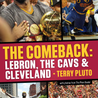 Terry Pluto with 'The Comeback: Lebron, the Cavs and Cleveland'