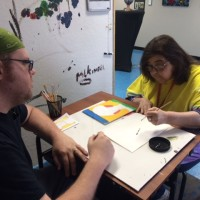 One-on-One Art Sessions
