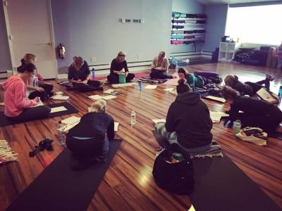 Omnipresent Yoga 200hr Teacher Training - RYS