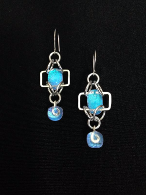 Fused Glass Jewelry Classes