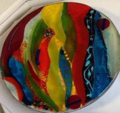 Fused Glass Classes with Marianne Hite