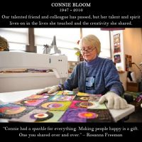 Connie Bloom