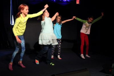 PLAY: Theatre Games (YOUTH THEATRE CLASS)