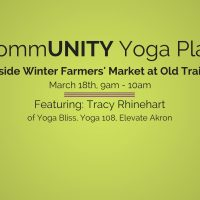CommUNITY Yoga Play