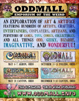 Oddmall: Emporium of the Weird