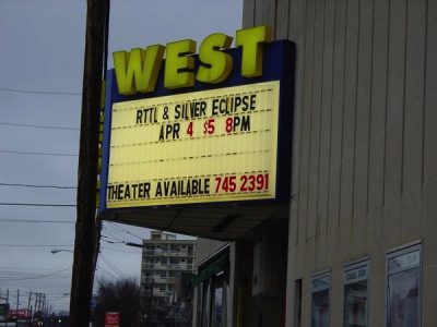 CALL FOR ARTISTS: Looking for Original Movies for the West Theater