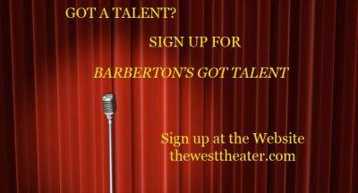 AUDITIONS: Barberton's Got Talent