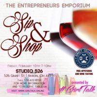 The Entrepreneurs Emporium Sip and Shop (#GirlTalk)