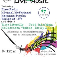 Live Art 2 Live Music