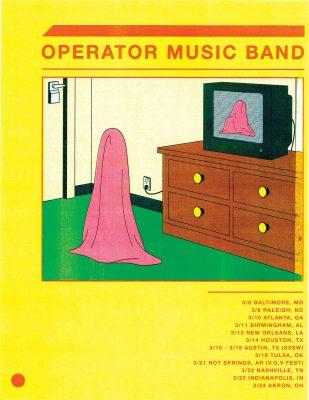 Operator Music Band//G S Schray//TBA