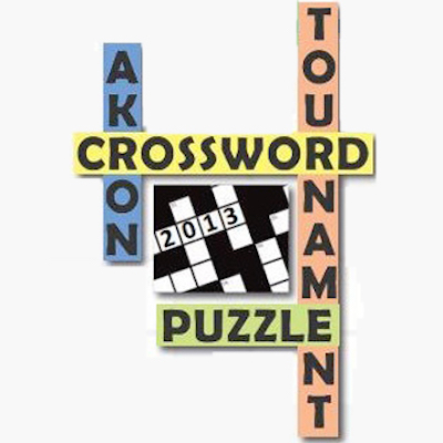 Akron Crossword Puzzle Tournament