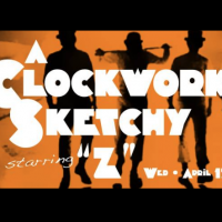 "A Clockwork Sketchy starring ""Z"""