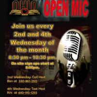 Ohio Brewing Co. Open Mic