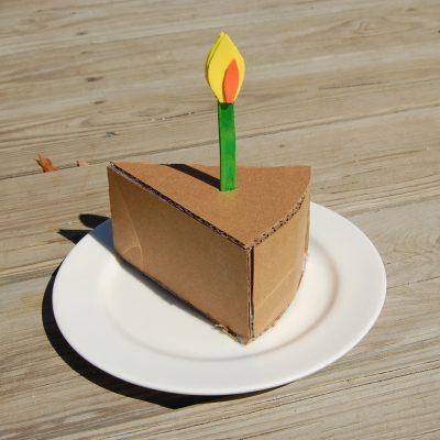 Celebrate Spring - Cardboard Cakes