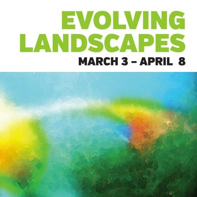 Artist panel takes the long view of landscapes