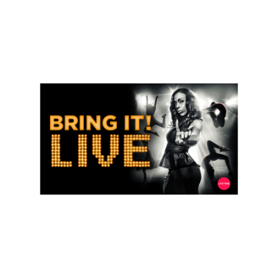 Bring It! LIVE onsale 2/17