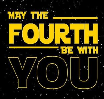 May the Fourth Be With You Star Party
