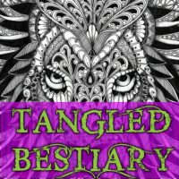 Nine Muses hosts Tangled Bestiary art by April Couch with reception, Feb 10-March 18