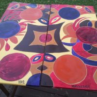 Iisha's Visions Art Show (Collier Canvases LLC)