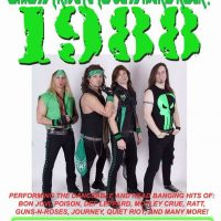 St Patty's Day Party with 1988
