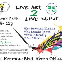 Live Art 2 Live Music Two