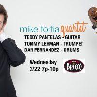 Mike Forfia Quartet