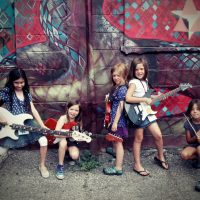 Girls Rock Camp Fundraiser and sign up information
