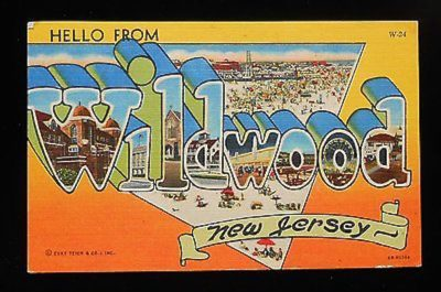 Travel with the Ed Davis Seniors (Wildwood, NJ)