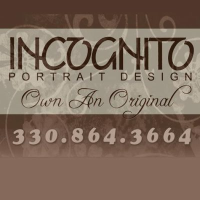 INCOGNITO Portrait Design