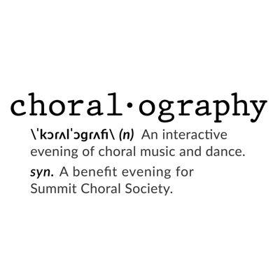 Choral-ography