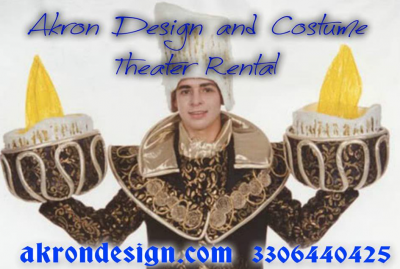 Akron Design & Costume