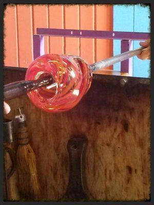 WORKSHOP: March and April glassblowing workshops with Bob Pozarski